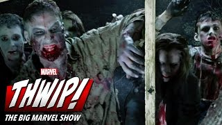 Zombies & Spiders on THWIP! The Big Marvel Show!