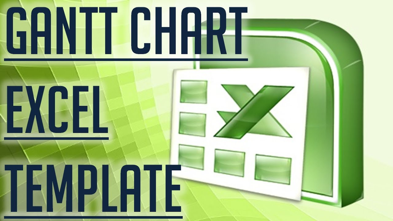free excel tutorial gantt chart excel template full hd youtube