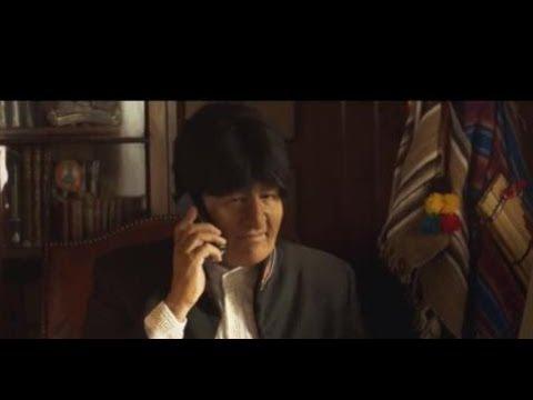 Malestar en Bolivia por imitación de Stefan Kramer a Evo Morales