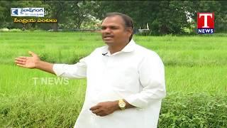 Farmer Dayanand Nayak about Organic farming  telugu