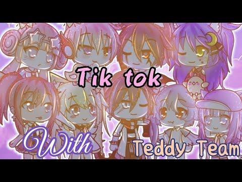 #TikTok    Tik Tok Cùng Teddy Team    Gacha Life Vietnam    #2 By Chijou