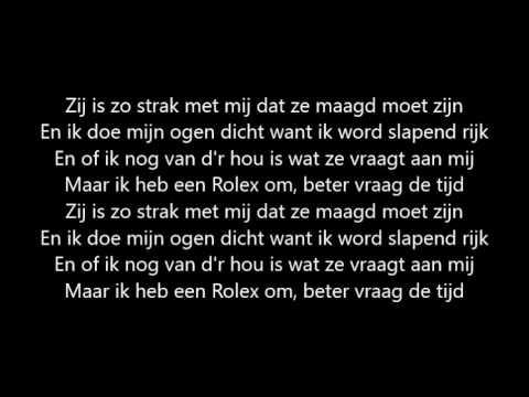 BOEF - Slapend Rijk feat. Sevn Alias LYRICS