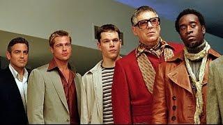 11 друзей Оушена (2001)— русский трейлер