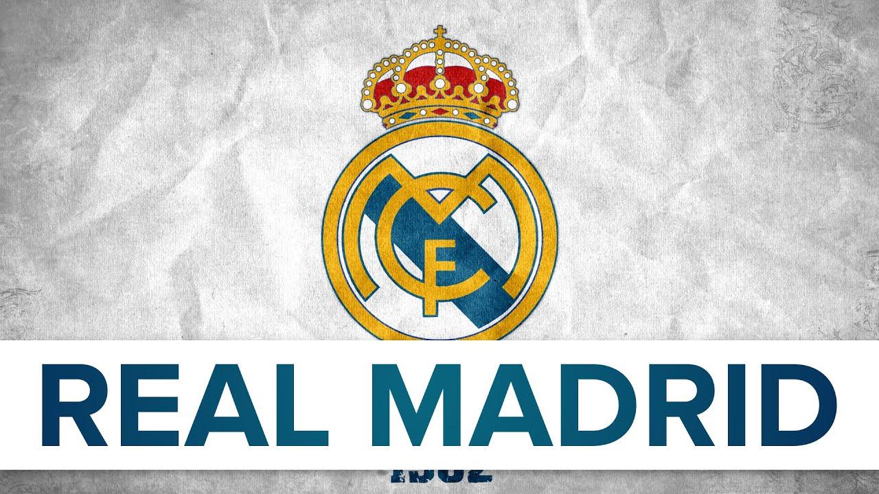 Escudo em 3D, full HD do Real Madrid, com animação. - YouTube  |Real Madrid