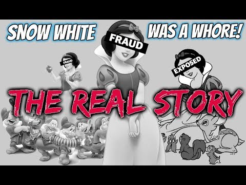 DISNEY PRINCESSES EXPOSED!! WHAT REALLY HAPPENED!! | SNOW WHITE'S STORY