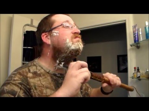 how to shave with an axe doovi. Black Bedroom Furniture Sets. Home Design Ideas