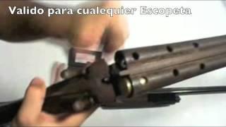 colimador laser escopeta