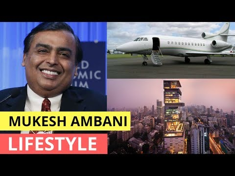 Mukesh Ambani Business Magnate,Net Worth, Income, Car, Busin