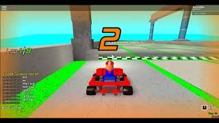 Mario Kart 8 in Roblox Super Roblox Racing