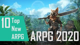 Best Action Roleplaying Gaṁes   Top 10 ARPGs in 2020