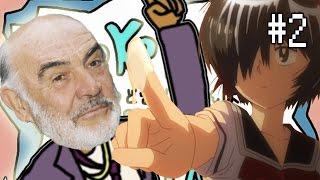 BAD ENGRISH & FAP MATERIAL!! | Kokoro no Doki-doki Senpai (Ep.2) w/ LostPause
