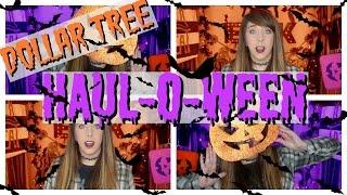 HALLOWEEN HAPPY//DOLLAR TREE HALLOWEEN, HAUL-O-WEEN!!