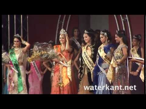 Miss India Worldwide in Suriname 2012