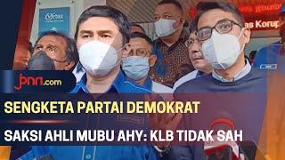 Lawan Gugatan Moeldoko, Demokrat Hadirkan Zainal Arifin Mochtar Dan Margarito Kamis