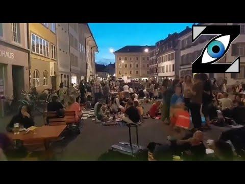 [Zap Net] Le phénomène des terrasses libres en Suisse ! (17/09/21)