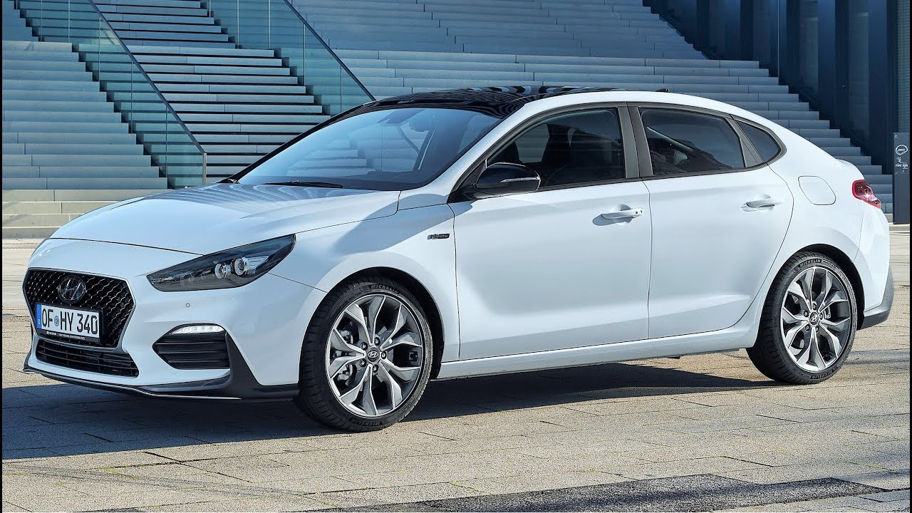 2019 Hyundai i30 Fastback N Line - YouTube