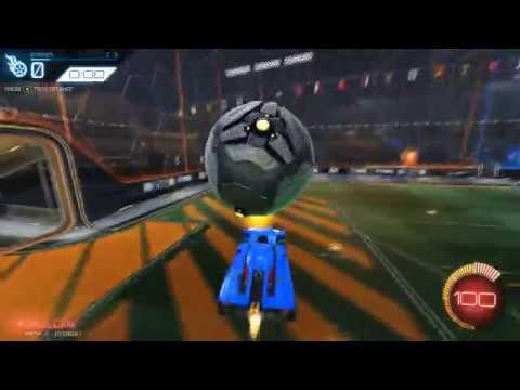 Rocket League Clips #8 thumbnail