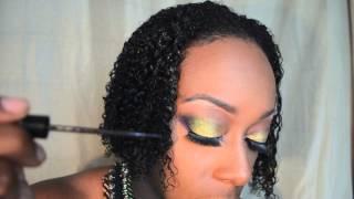 Holiday Eye Shadow Tutorial | Gold Rush Thumbnail