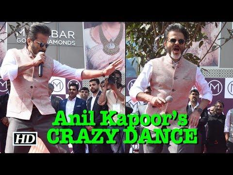 Watch - Anil Kapoor's CRAZY DANCE