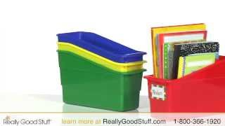 Durable Book And Binder Holders - Really Good Stuff®