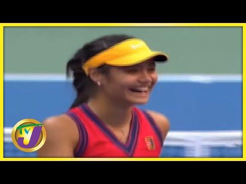 Emma Raducanu US Open 2021 Champion | TVJ Sports Commentary - Sept 14 2021