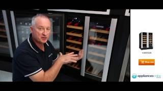 Expert Description Of The Vintec Al-v40dg2e Wine Storage Cabinet - Appliances Online