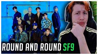 REAGINDO À SF9 (에스에프나인) - Round and Round (돌고 돌아) Lyrics