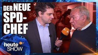 Lutz van der Horst trifft die letzte Hoffnung der SPD