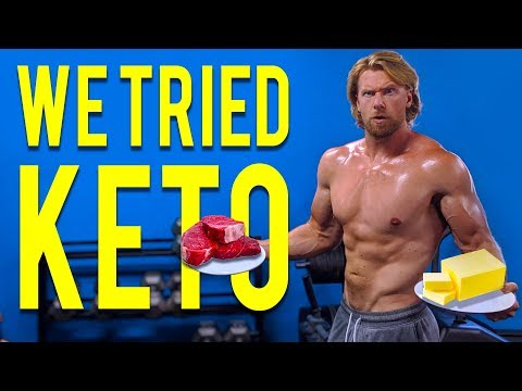 Download WE TRIED KETO for 45 Days, Here's What Happened Mp4 baru