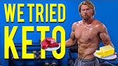 WE TRIED KETO for 45 Days, Here's What Happened