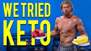 WE TRIED KETO for 45 Days, Here