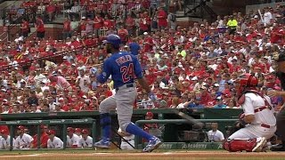 9/7/15: Fowler, Russell power Cubs past Cardinals