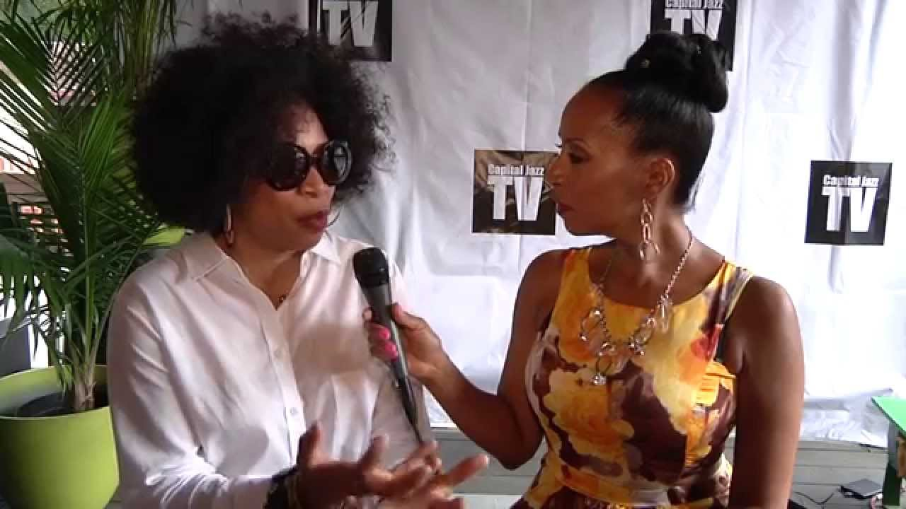 Capital Jazz Tv Interview With Rachelle Ferrell At Capital