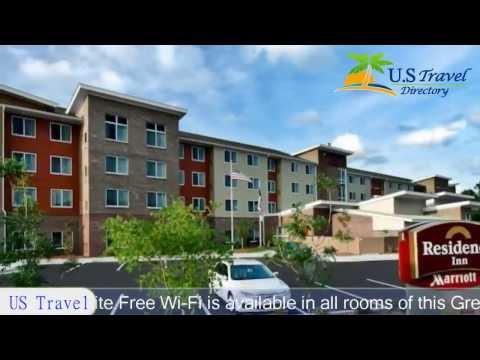 Residence Inn by Marriott Greenville - Greenville Hotels, North Carolina