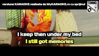 Nicole Cherry - Memories (official KARAOKE version) @ MyKARAOKE.ro