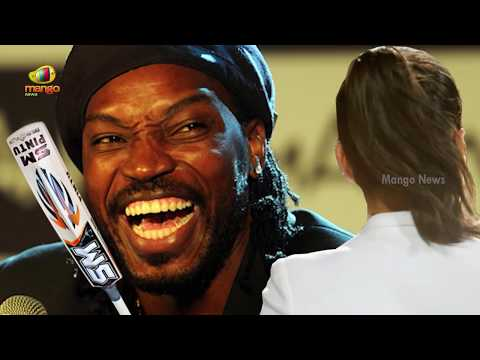 "Chris Gayle Sparks Another Sexism Row With his ""Big Bat"" Comments  