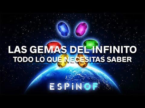 Las Gemas del Infinito: Todo lo que necesitas saber antes de 'Vengadores: Infinity War'