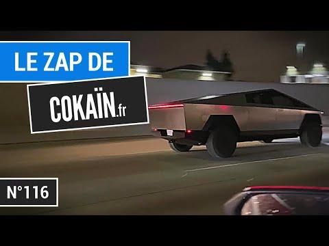Le Zap De Cokaïn.fr N°116