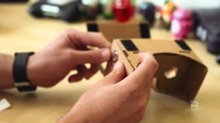Google Cardboard Hands-on