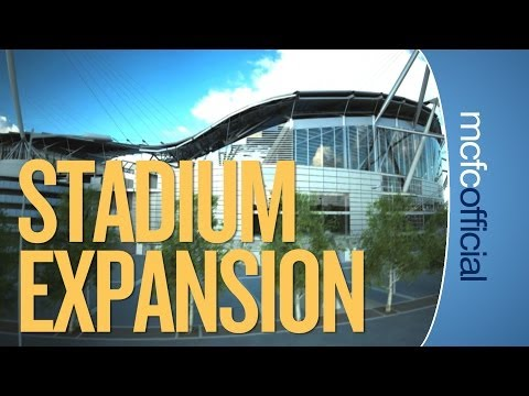 The Etihad Stadium Expansion Plans | Second phase