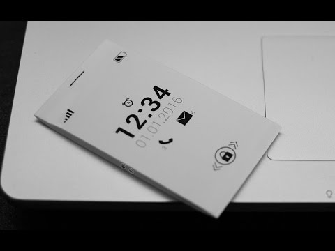 Apple OPhone Concept   3D Design   White Edition