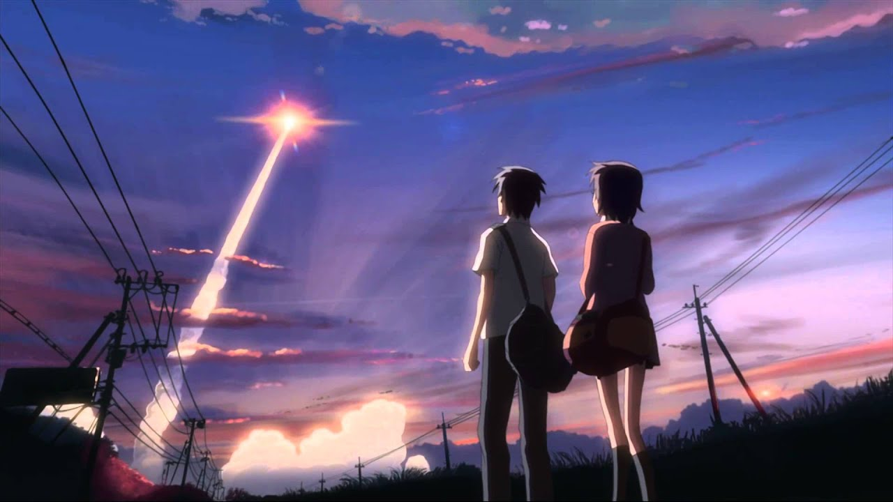 Amv Atb Autumn Leaves 5 Centimeters Per Second Mashup