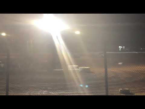 Chad Roush UMP Modified Qualifying @Midway Speedway 9/14/19