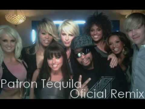 Paradiso Girls - Patron Tequila ft. Eve & Lil Jon (Official Remix)