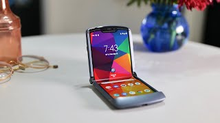 Motorola Razr review: 5G, updated specs make a big difference cnet review tech