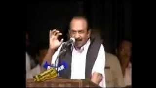 Thiruvasagam Vaiko Speech
