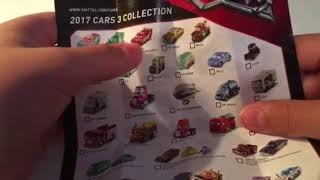 Disney Pixar cars 3 Jimbo diecast review