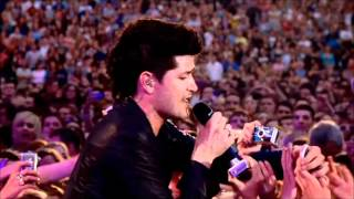 The Script - If You See Kay (Live at Aviva Stadium) HD