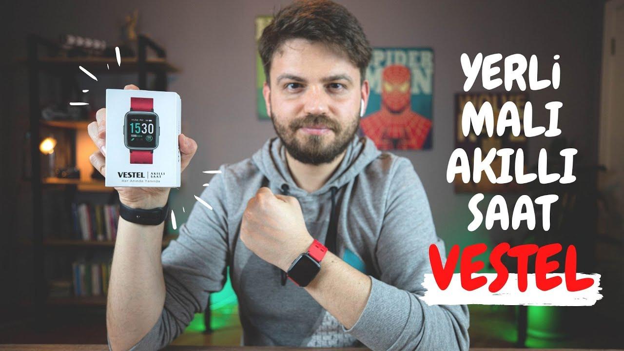 Yeni Vestel Akilli Saat Kutu Acilimi Youtube