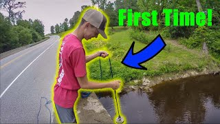 I Took My Friend Magnet Fishing For The First Time And You Won't ...